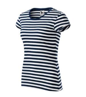 Dámské tričko pruhované