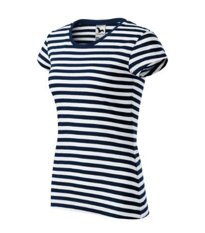 dámské tričko pruhované - náhled